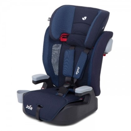 Joie Elevate Booster Car Seat ( FOC Messy Mat Protector )