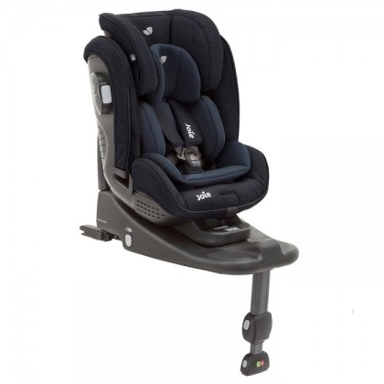 Joie Stages Isofix Car Seat ( FOC Prince Lion Heart Booster Seat)