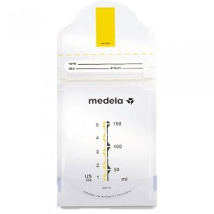 Medela Pump & Save Breastmilk Bags - 20pcs