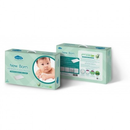 Comfy Baby Purotex New Born Pillow