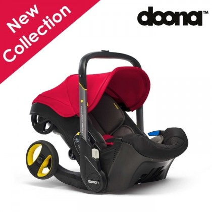 [ Latest Version 2019 ] Doona Car Seat Stroller ( FOC Snap On Storage Bag )