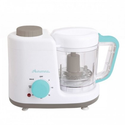 Autumnz 2-in-1 Baby Food Processor (Steam & Blend)