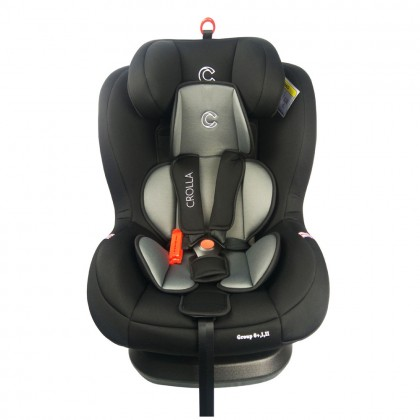 Crolla S Spin Car Seat (FOC Car Shade + Seat Protector)