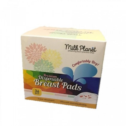 Milk Planet Disposable Breast Pads - 36pcs