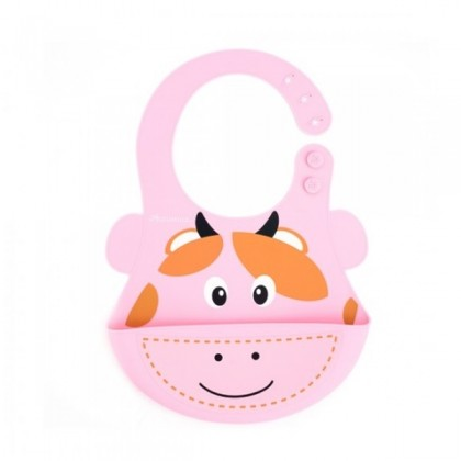 Autumnz Adjustable Soft Silicone Bib