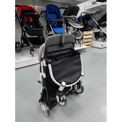 [DISPLAY] Looping Squizz 2 Compact Stroller - White Frame