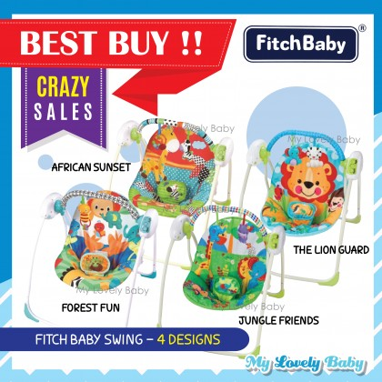 BEST BUY !! Fitch Baby Swing