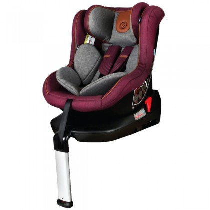 Hybrid by BabyStyle Rota A7 Spin 360 Isofix Car Seat