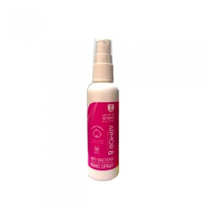 Armor8 Anti-Bacteria Nano Spray - 60ml