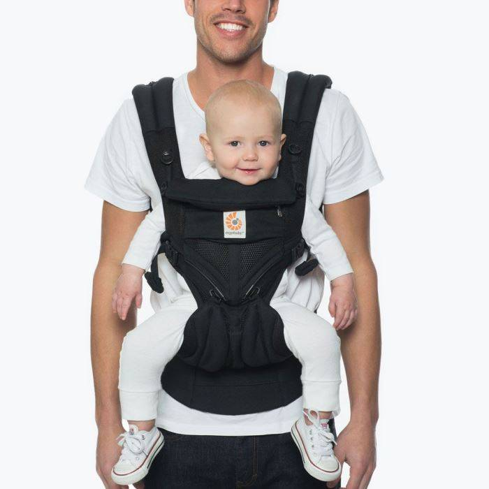 aff3f958e5f Ergobaby Omni 360 Cool Air Mesh Baby Carrier