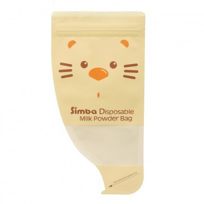 Simba Disposable Milk Powder Bag - 12pcs