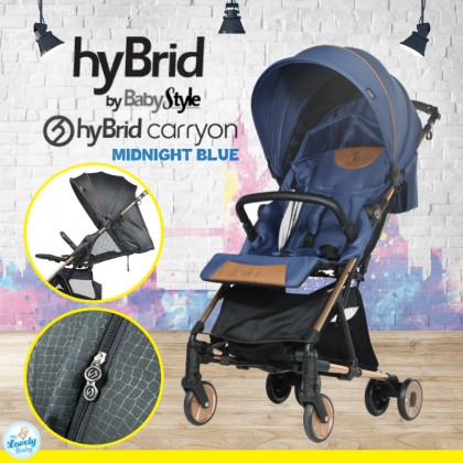 Hybrid by Baby Style Carryon Stroller