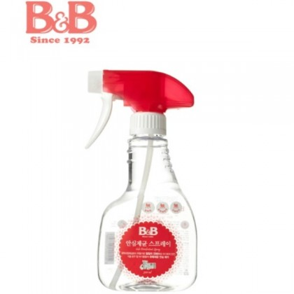 B&B Disinfectant Spray Bottle - 300ml