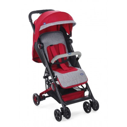 Chicco Miinimo II Light Weight Stroller - Paprika ( FOC Bumper Bar )