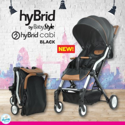 Hybrid By Baby Style New Cabi Stroller