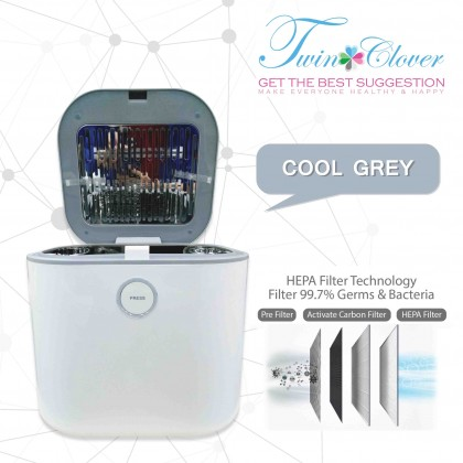 Twin Clover UV Sterilizer with Drying Function