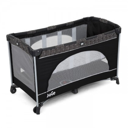 Joie Allura 120 Playpen ( FOC Latex Playpen Mattress + Pillow Bolster Set )