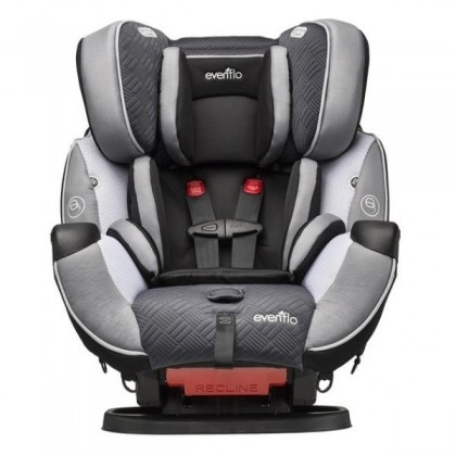 Evenflo Symphony DLX All-in-One Car Seat