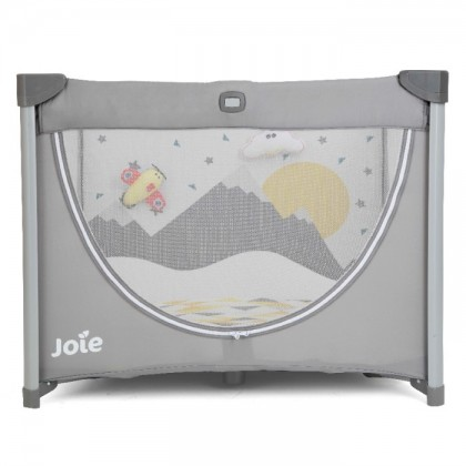 Joie Cheer Playard ( FOC Pillow & Bolster Set + Blanket )