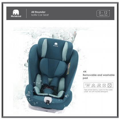 Meinkind All Rounder Isofix Booster Seat