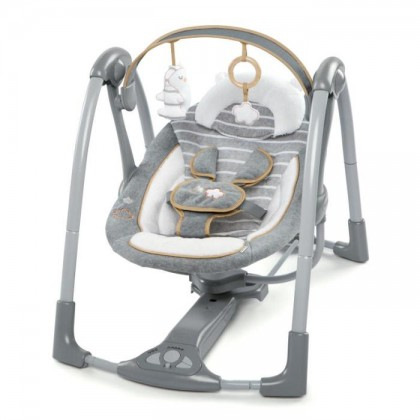 Ingenuity Boutique Collection Swing N'Go Portable Swing