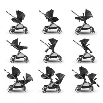 Evenflo Gold Pivot Xpand Travel System