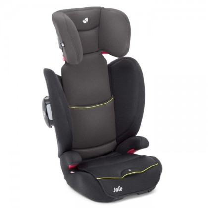 Joie Duallo Isofix Booster Seat (Free Comfy Blanket + Natural Organic Wet Wipes 10 Pcs x2)