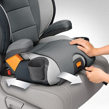 Chicco KidFit Air Plus Isofix Booster Seat