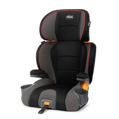 Chicco KidFit Belt Positioning Booster Seat (Scan QR Code To Get RM150 off )