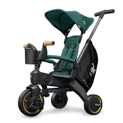 Doona Liki S5 Trike | The World's Most Compact Folding Trike