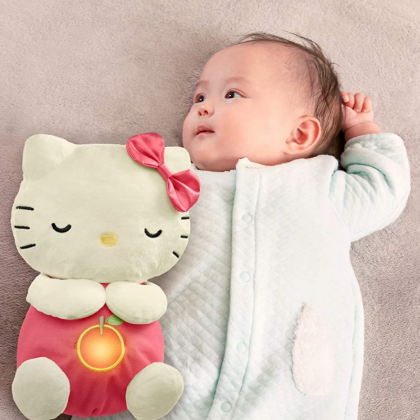 Fisher-Price Sanrio Soothe N' Snuggle Hello Kitty