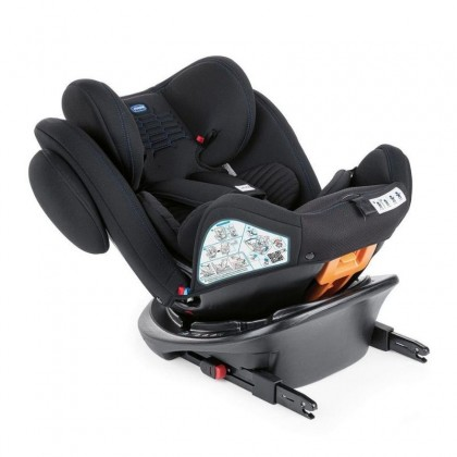 Chicco Unico Plus Air 360 Spin Isofix Car Seat [Coupon: CHICCOXTRA]