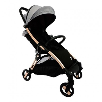 Coby Haus Gier Auto Fold Cabin Size Stroller
