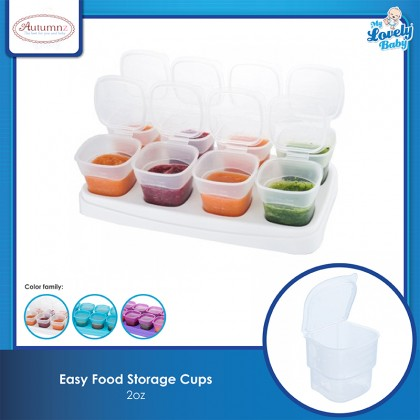 Autumnz Easy Food Storage Cups - 2oz