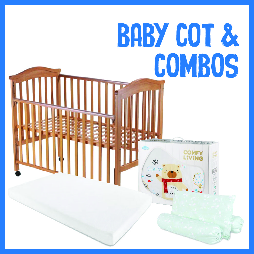 Baby Cot & Combos