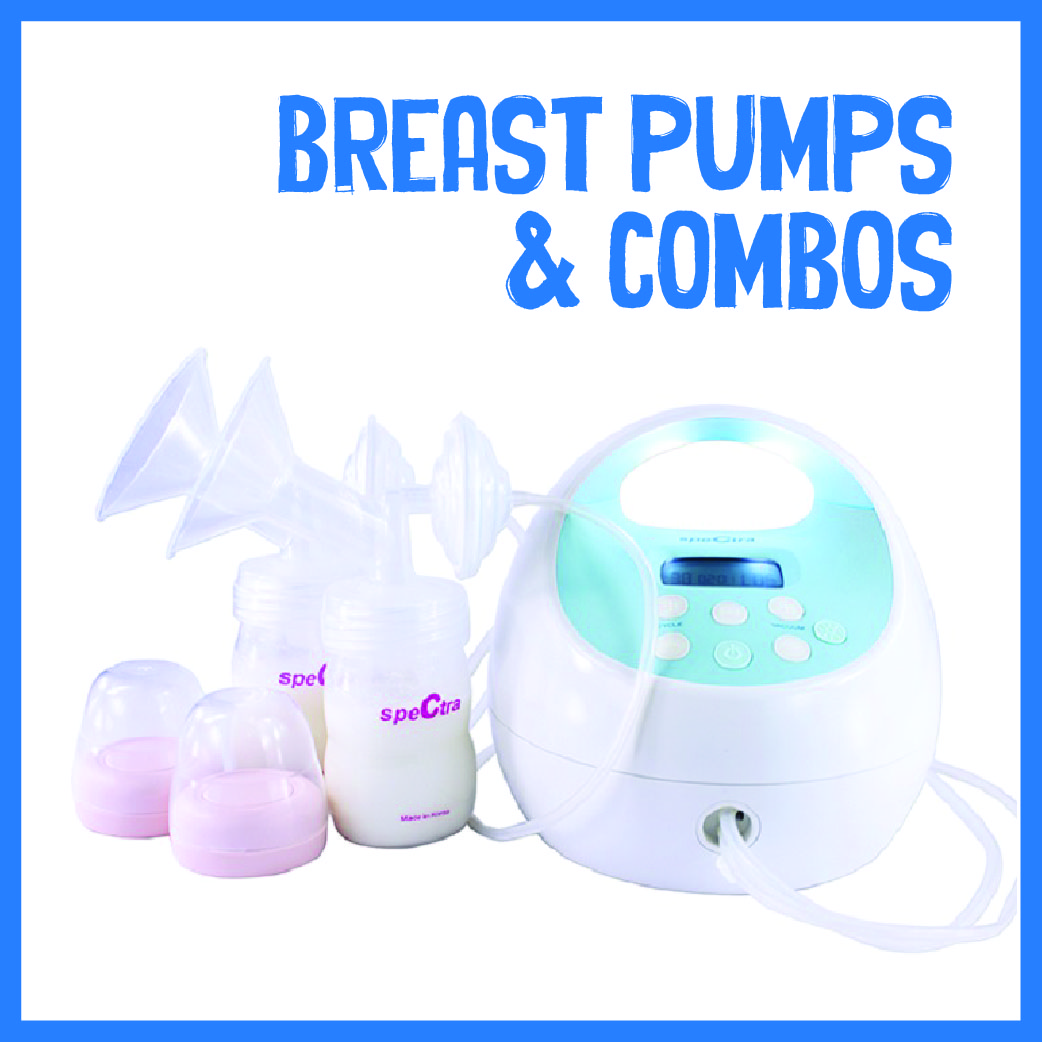 Breast Pumps & Combos