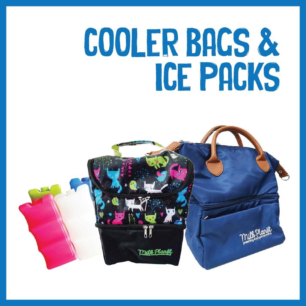 Cooler Bags & Ice Packs