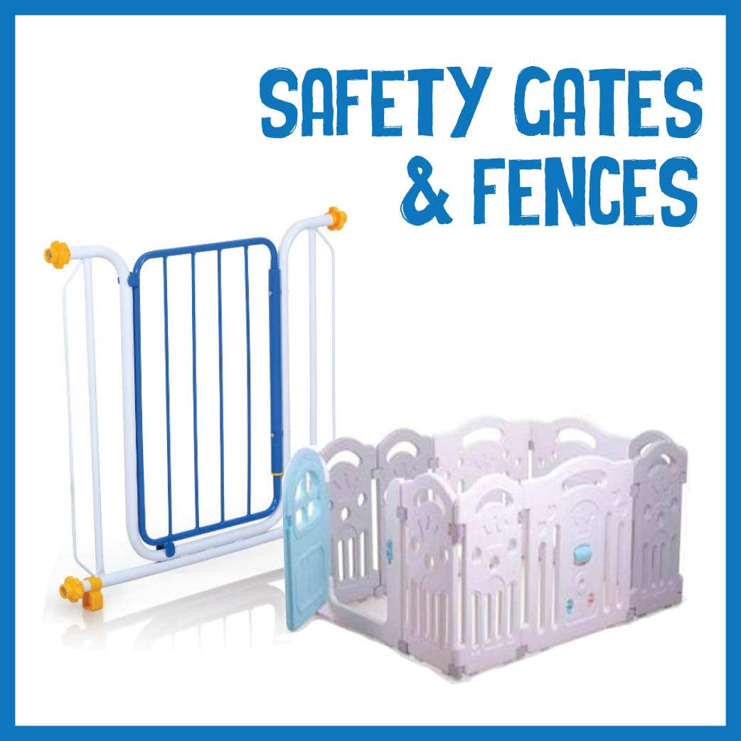 Safety Gates & Fences