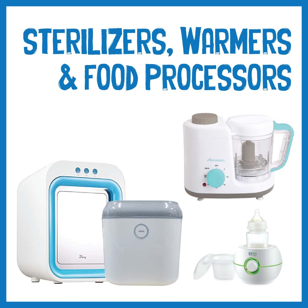 Sterilizers/ Warmers/ Food Processors